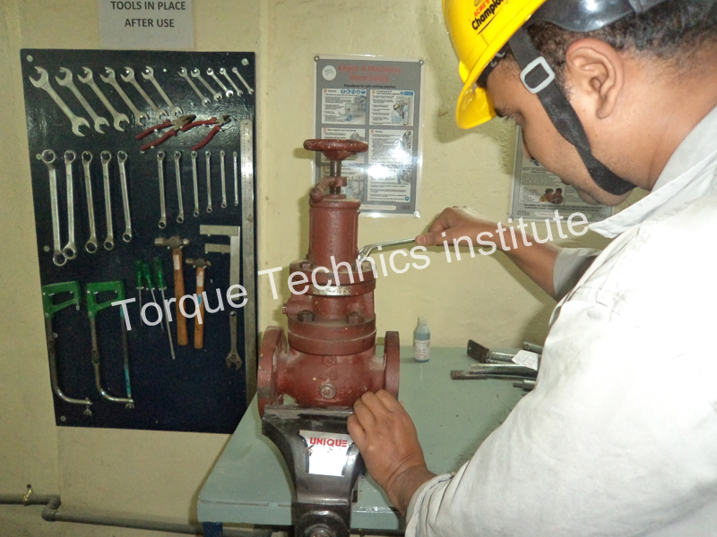 Technical Skill Upgradation Course for Engine Fitters