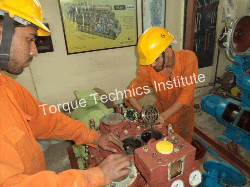 Technical Skill Upgradation Course for Junior Engineer Officers