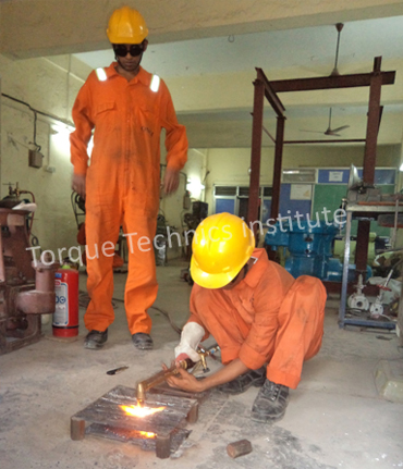 Workshop Skill Upgradation Course for Deck Fitters